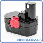 Аккумулятор 1300 mAh 18В к DT-0312 DT-0312.10 Intertool