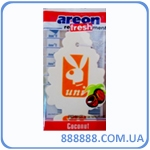 Ароматизатор Areon vefreshment листочек Coconut