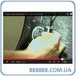 Видео. Инструкция ремонта грибком (Uni Seal) Tech США