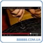 Видео. Инструкция ремонта шнуром (Permacure) Tech США