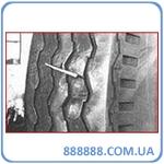 RM 7: Ремонт грузовой диагональной шины методом Tech BP