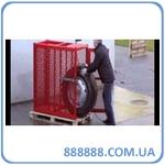Видео. Накачка грузовых колес без клетки опасные примеры ч1