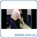 Видео. Балансировочный станок WBE 4430 4435 Bosch