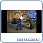 Видео. Ручной монтаж шин набором GAITHER Голландия -Тайвань