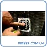 Видео. Ремонт шин с помощью колышка и пластыря Tip top