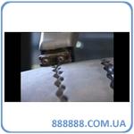 Видео. Пример нарезки протектора №1