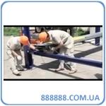 Видео. Установка четырехстоечного подъемника
