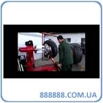 """Видео. Шиномонтажный станок грузовой U 296, 42"""" Hpmm, Protector, Unite, Puli"""