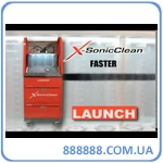 Видео.Стенд и ультразвуковая ванна для форсунок Launch